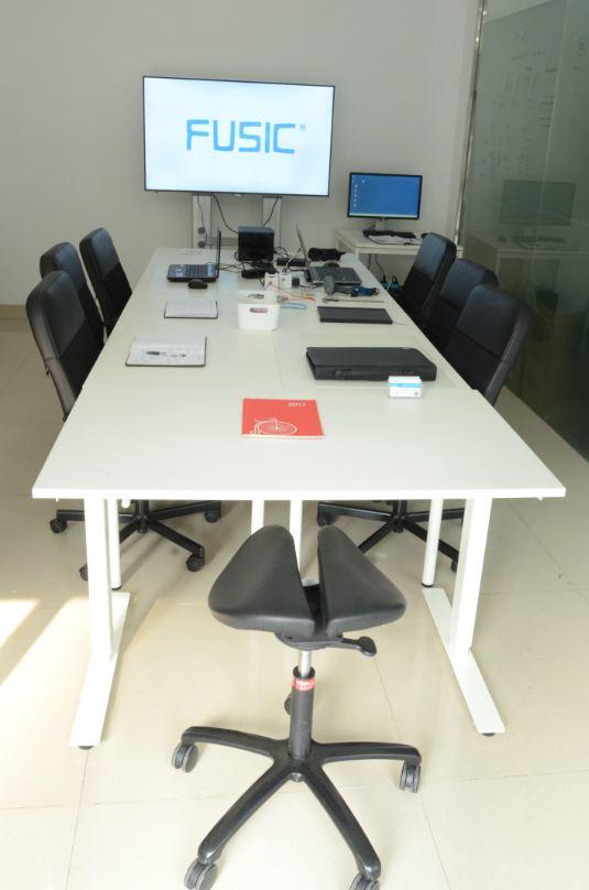FUSIC 会议室
