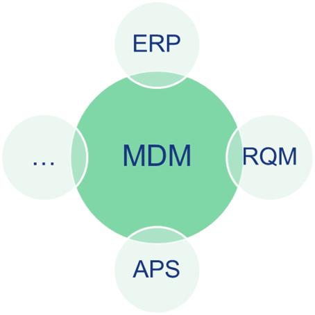 主数据管理 MDM